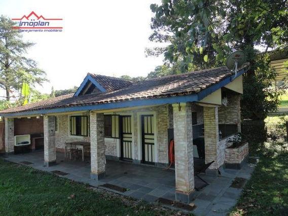 Chácara Com 1 Dormitório À Venda, 810 M² Por R$ 265.000,00 - Atibaia Belvedere - Atibaia/sp - Ch0183