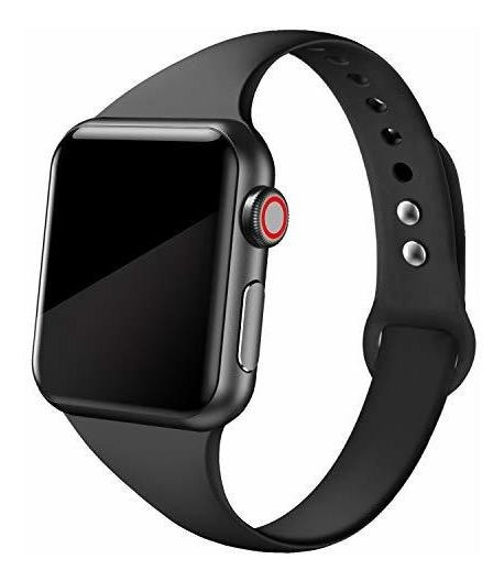 Swees Correa Deportiva Compatible Con Iwatch 1.496in 1.575