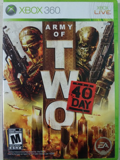Army Of Two - 40th Day - Canje