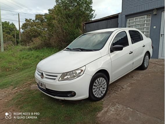 Volkswagen Voyage 1.6 Advance 2010