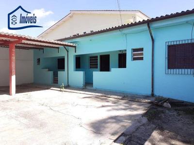 Casa Com 3 Dormitórios Para Alugar, 80 M² Por R$ 1.500,00/mês - Jordanópolis - Arujá/sp - Ca0302