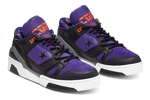 Tênis Converse Erx 260 Camo Leather Low Top Court Purple