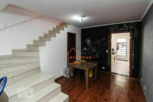 Imagem 1 de 29 de Sobrado À Venda Por R$ 784.000,00 - Mooca - São Paulo/sp - So0425