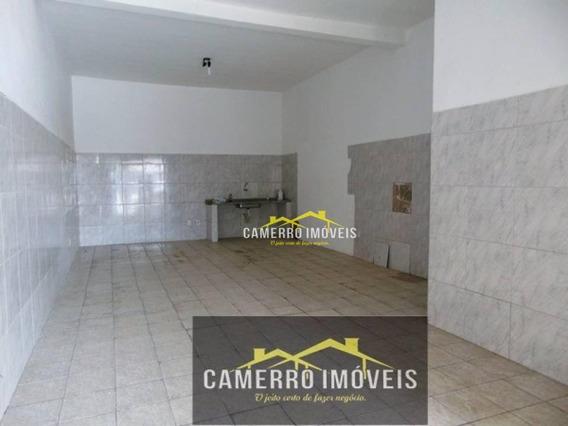 Salão Comercial Para Venda E Locação, Sl0203. - Sl0203
