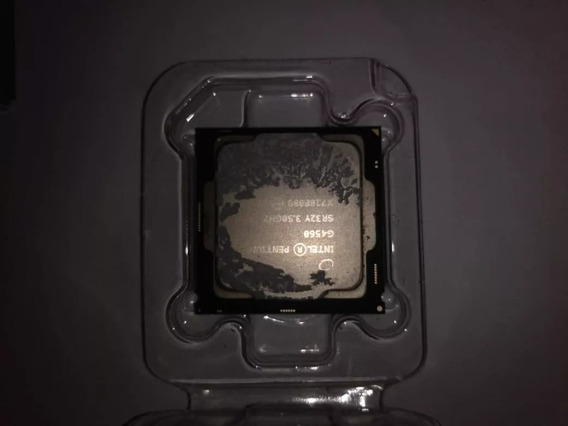 Processador Intel Pentium G4560 3.50ghz Lga1151