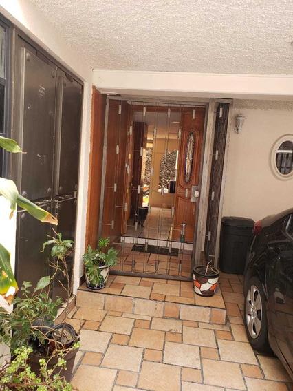 Vendo Bonita Casa En Colonia Paseos De Churubusco