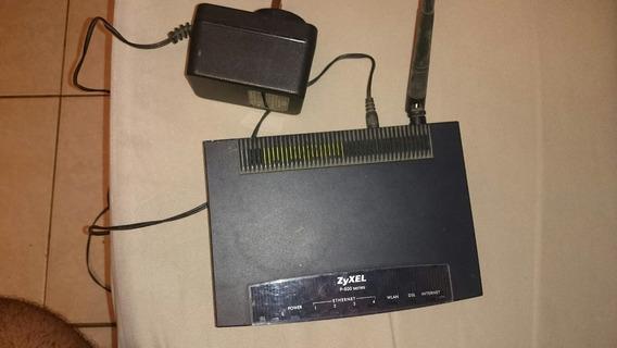 Moden Router Zyxel Modelo P-660