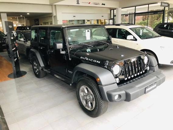 Jeep Wrangler 3.6 Rubicon 284hp Atx , 0km , 2019