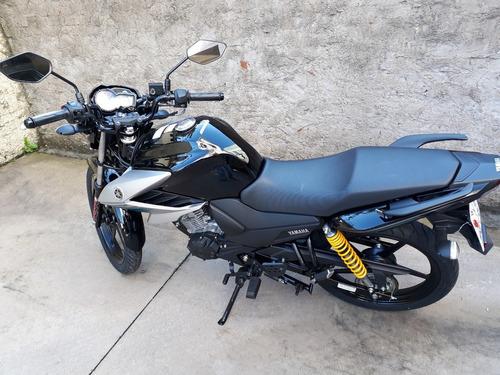 Yamaha/ys150 Fazer Sed 2019, 980 Km Rodados