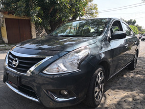 Nissan Versa 1.6 Exclusive Navi At 2016