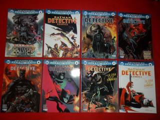 Batman - Universo Dc Renacimiento - Ecc Detective Comics