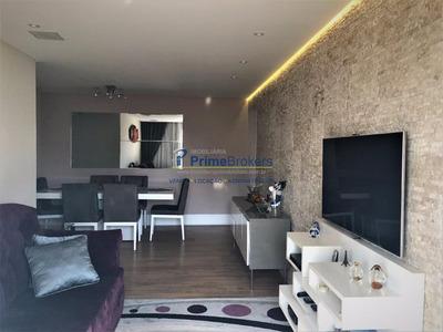 Lindo Apartamento Pronto Para Morar, Ao Lado Do Metro - Ap18815