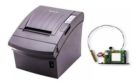 Impresora Fiscal Bixolonsrp-812 Con Dispositivo Envió Gratis