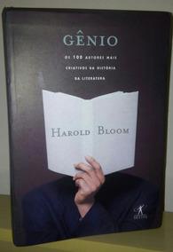 Gênio - Harold Bloom