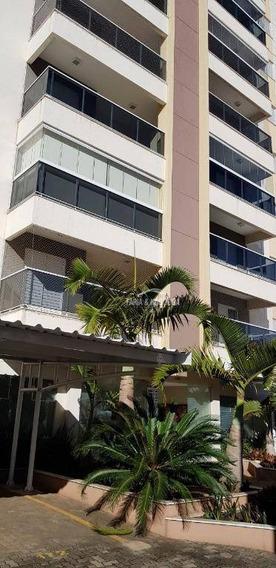 Apartamento Com 3 Dormitórios Sendo 1 Suíte À Venda, 86 M² Por R$ 580.000 - Edifício Torres Di Nápoli, Jardim São Paulo - Rio Claro/sp - Ap0355
