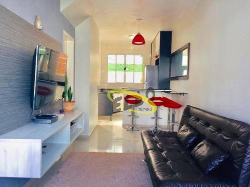 Imagem 1 de 30 de Casa Com 2 Dormitórios À Venda, 88 M² Por R$ 250.000,00 - Colinas De Cotia - Cotia/sp - Ca5173