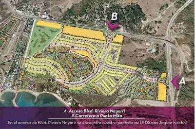 Vf-3.terreno Residencial De Oportunidad Con Acceso A La Playa