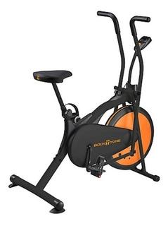 Bicicleta Fija De Spinning Bodytone Con Display Lcd