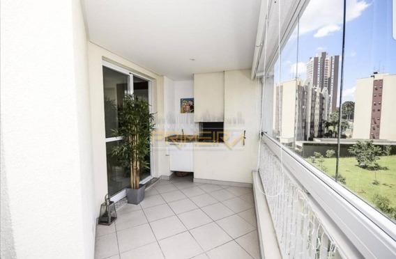 Apartamento Padrão Em Curitiba - Pr - Ap0553_impr