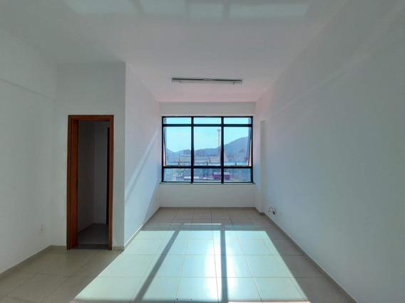 Sala Em Enseada, Guarujá/sp De 44m² Para Locação R$ 1.500,00/mes - Sa359052