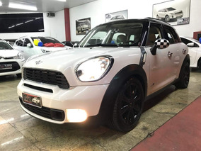 Mini Countryman 1.6 S All4 Aut Teto+banco Caramelo