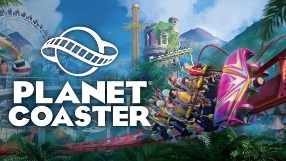 Planet Coaster Steam - Original - Ativação Online