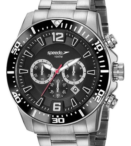 Relógio Speedo Masculino Cronógrafo 100 Metros 24872g0evns1