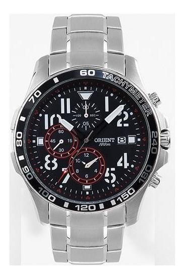 Relógio Orient Cronogramasculino Mbssc103pbsx