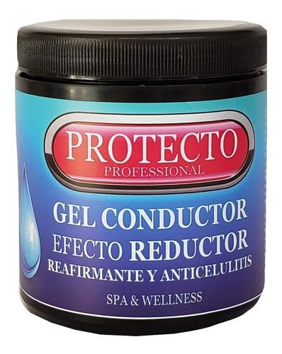 Gel Conductor Reductor Reafirmante Corporal Protecto 500g