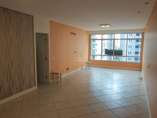 Apartamento 03 Quartos Com 130 M², 01 Vaga De Garagem Na Praia Do Canto, Vitória/es - 1286