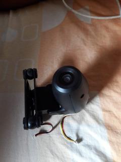 Camara Y Control Remoto De Dron