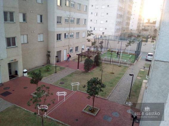 Apartamento Com 2 Dormitórios Para Alugar, 45 M² Por R$ 1.300/mês - Vila Prudente - São Paulo/sp - Ap2291