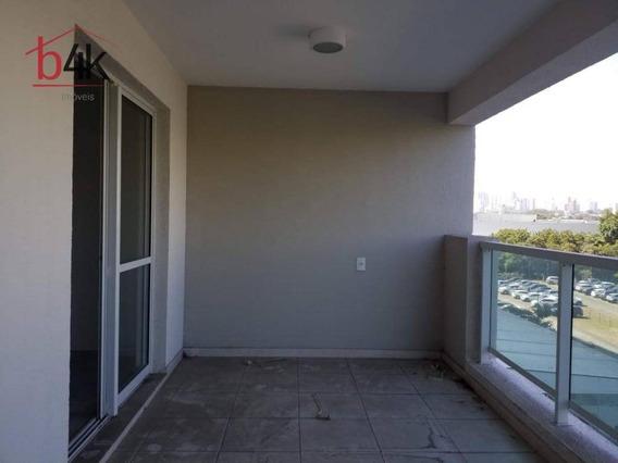 Apartamento Com 3 Dormitórios À Venda, 92 M² Por R$ 700.000,00 - Santo Amaro - São Paulo/sp - Ap2651