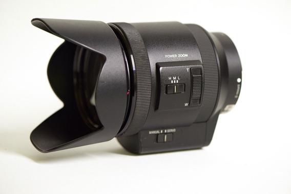 Sony E-mount Pz 18-200mm Selp18200 A6000 A6500 Perfeita