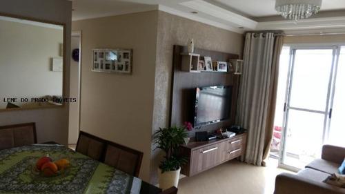 Apartamento 3 Dormitórios Para Venda Em Santo André, Vila Homero Thon, 3 Dormitórios, 1 Banheiro, 1 Vaga - Lpi0216_2-1013108