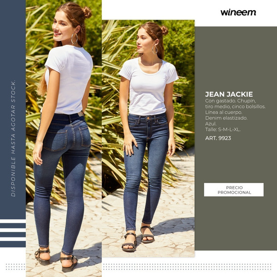 Jean Wineem Mod. Jackie 9923