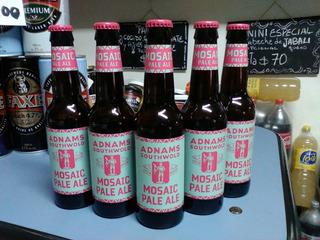 Cerveza Adnams Pale Ale Importada Inglaterra ,ret X Caballit