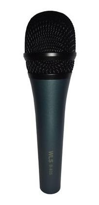 Microfone Wls D-835 Cabo Incluso Oferta World Of Music