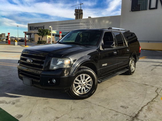Ford Expedition Max Limited 2008