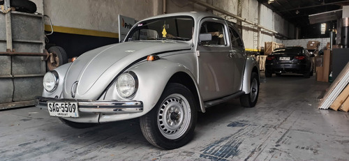 Fusca Volkswagen Escarabajo