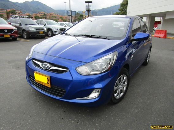 Hyundai Accent Gl 1.6 At