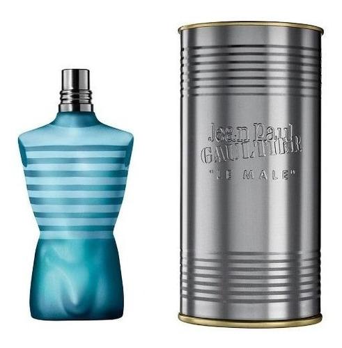 Le Male De Jean Paul Gaultier 200 Ml Edt Para Hombres