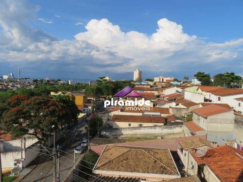 Cobertura À Venda, 126 M² Por R$ 555.000,00 - Jardim Paulista - São José Dos Campos/sp - Co0150