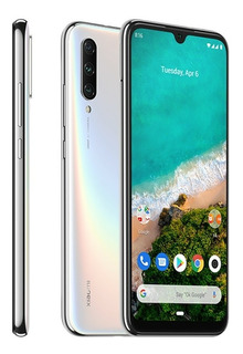 Xiaomi Mi A3 Blanco Liberado Android One 64gb Rom Y 4gb Ram