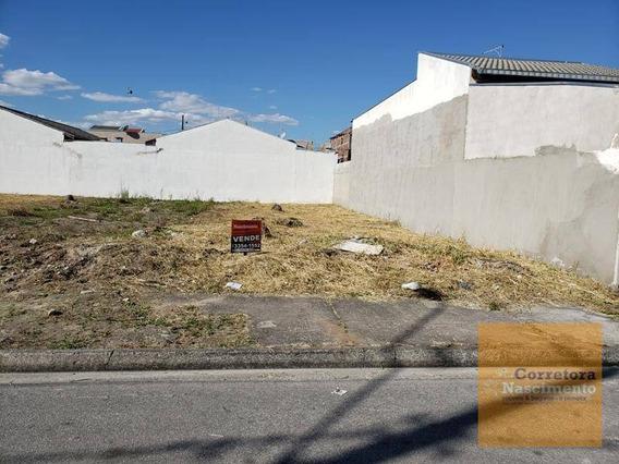 Terreno 175m² Em Ótima Localização No Pq Dos Sinos - Te0349