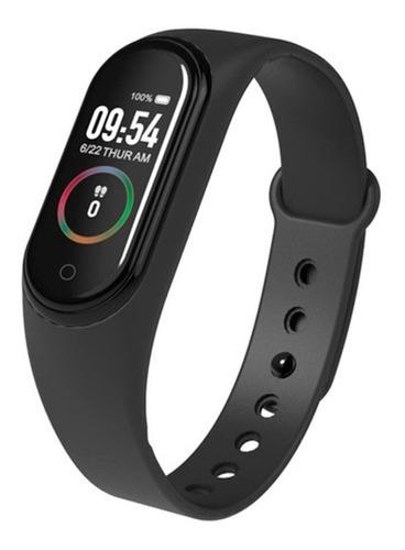 Smart Band M4 Smart Reloj Inteligente Heart Rate Bluetooth !