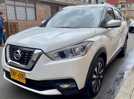 Nissan Kicks Advance Automatica Perfecto Estado