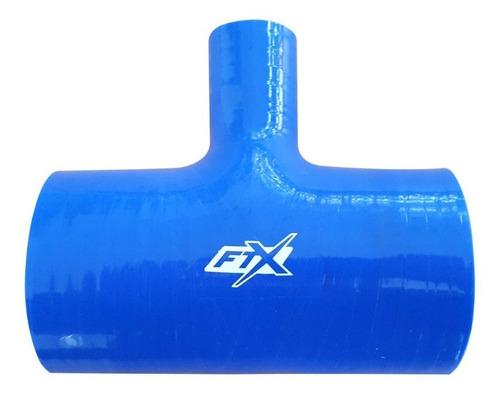 Manguera Sil. T De 2.5'/1' Ftx Blow Off / Venteo Mrazracing