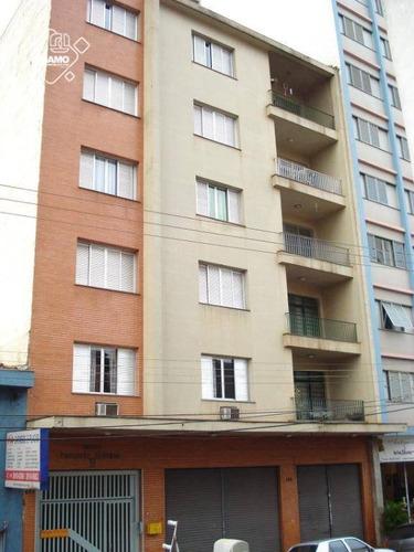 Apartamento Com 3 Dormitórios Para Alugar, 119 M² Por R$ 1.200,00/mês - Centro - Ribeirão Preto/sp - Ap3382