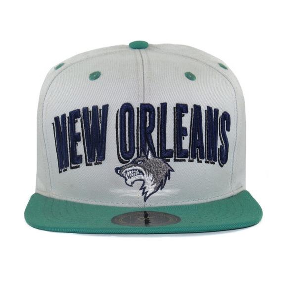 Boné Other Culture Snapback New Orleans Star